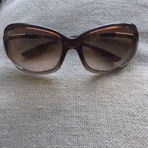 Tom Ford Jennifer Sunglasses  - Brown Gradient